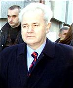 Rumours say Mr Milosevic could be extradited in days