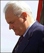 Milosevic had said that he would