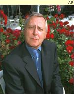 Film director Peter Greenaway