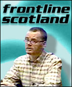 Sandy Mitchell is one of three men accused of the bombings