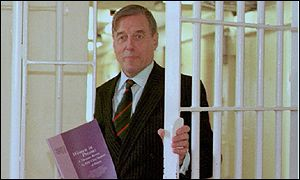 Chief Inspector of Prisons Sir David Ramsbotham