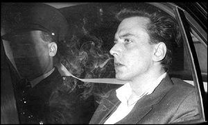 Ian Brady in car