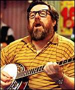 Jim Royle, played by Ricky Tomlinson