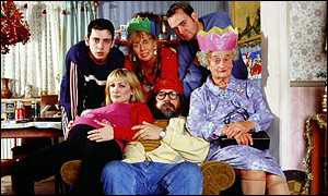 The Royle Family, which is being made for American audiences as The Kennedys