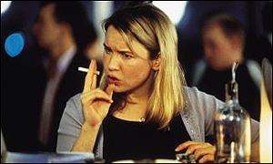 Renee Zellwger as Bridget Jones
