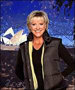 Sue Barker has presented two Olympic Games