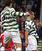 Larsson gets the crucial equaliser