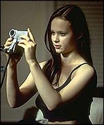Thora Birch in American Beauty