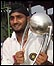 Harbhajan Singh took 32 wickets in three Tests