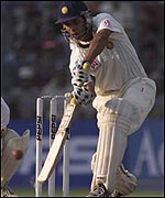 Laxman played well in the Tests and one-dayers