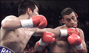Naseem Hamed and Marco Antonio Barrera