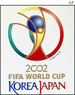 Fifa World Cup 2002 poster