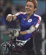 Tanni will hope to recapture her Sydney form