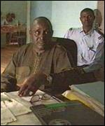 Sikasso's police chief