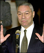 Secretary of State Colin Powell