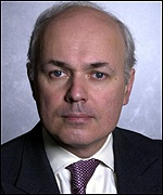 Conservative Defence Spokesman Iain Duncan-Smith