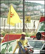 Hezbollah money collector