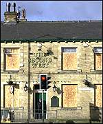 The Second West pub, Bradford