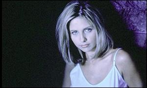 Buffy The Vampire Slayer, played by Sarah Michelle Gellar
