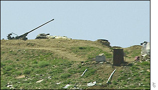 Syrian anti-aircraft