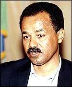 President Isaias Aferwerki