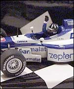 Damon Hill Arrows A18, British Grand Prix 1997