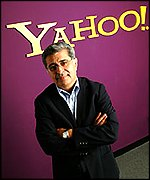 Yahoo! chief executive Terry Semel