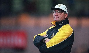 Port Vale manager Brian Horton