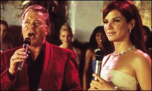 Miss Congeniality - William Shatner and Sandra Bullock