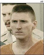 Oklahoma City bomber Timothy McVeigh
