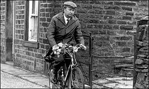 Peter Sallis in Last of the Summer Wine