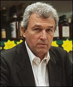 Terry Raymond played by Gavin Richards