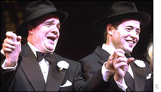 Nathan Lane and Matthew Broderick