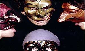 Ophaboom's production of The Hunchback of Notre Dame