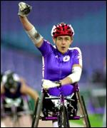 Tanni Grey-Thompson: