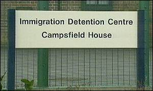 Campsfield Detention Centre