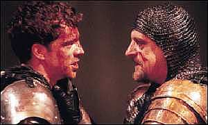 A scene from the RSC's production of Henry IV