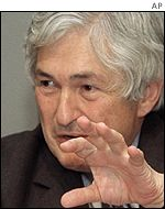 James Wolfensohn, World Bank