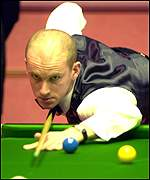 Phil Ebdon powers on