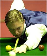 Paul Hunter in action