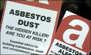 Thousands of South Africans are seeking compensation for asbestosis