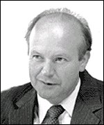 John Williamson, senior fellow at the Institute for International Economics