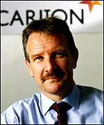 Gerry Murphy, chief executive, Carlton Communications