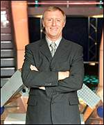Chris Tarrant, quiz master, Who Wants to be a Millionaire