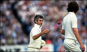 Mike Brearley was recalled as captain for the third test at Headingley