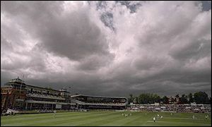 The weather takes centre stage as the Lord's Test ends in a draw
