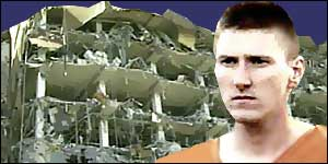 Timothy McVeigh was sentenced to death