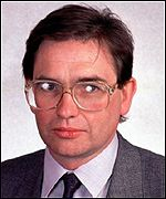 Foreign Office minister Brian Wilson