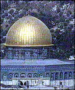 [ image: Jerusalem's Dome of the Rock]