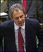 [ image: Tony Blair is committed to a modern NHS]